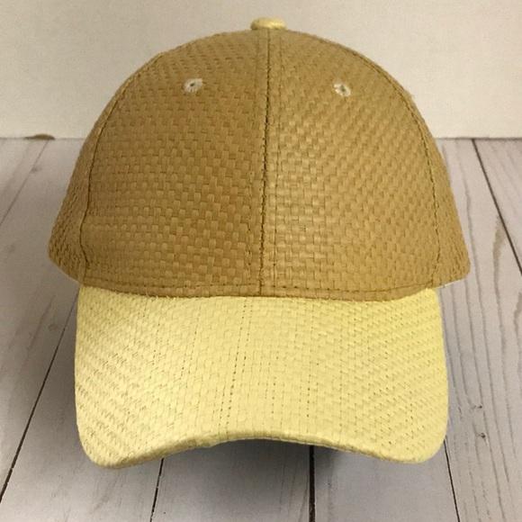 e06017f32 Woven Baseball Hat